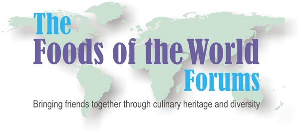 Foods of the World Forum Homepage